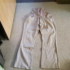 Size L maternity dress pants